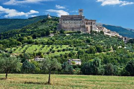 Assisi, Cortona e Perugia Tour