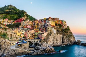 Cinque Terre tour with Lunch by Minivan