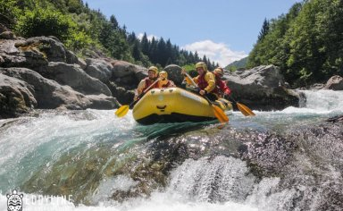 Canyoning in Valsesia along