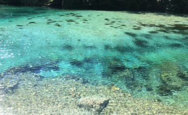 UMBRIA - NATURALISTIC EXCURSION TO NARNI NATURAL POOLS