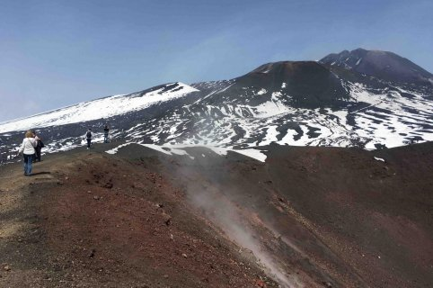 Etna Tour a quota 2700 m da Catania