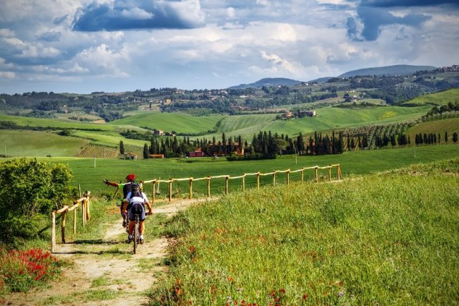 Chianti E-Bike Tour