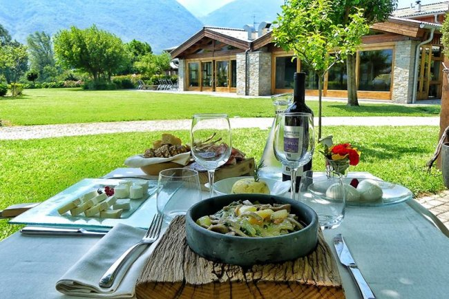 From the land to the table in Valtellina