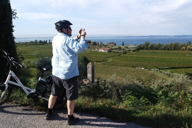 Lago di Garda Bike Tour