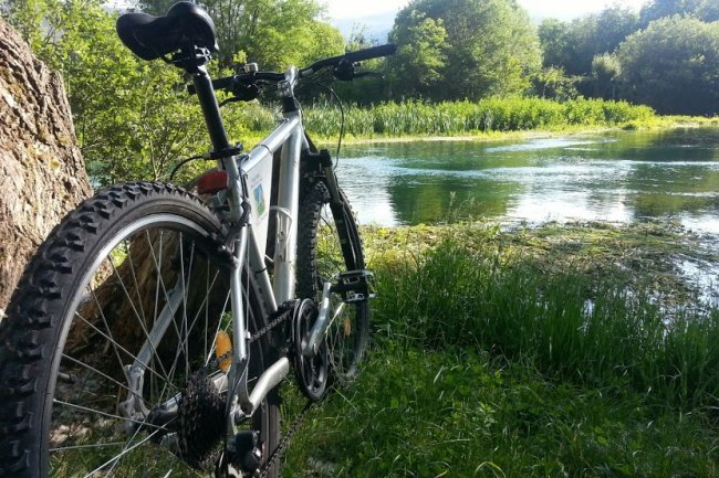 Discover Abruzzo by Bike (Self-guided Tour)