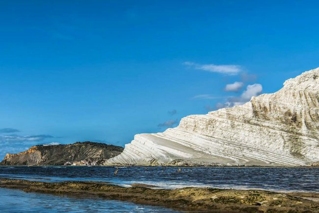 When nature puts on a show – Scala dei Turchi